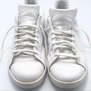 Adidas Stan Smith Original Sneaker White Men 10.5